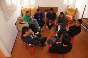Grupos de apoyo
